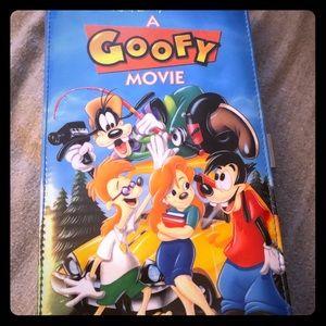 Disney Goofy Movie Clutch Purse bag